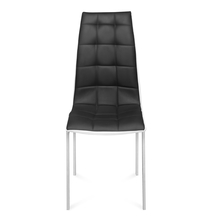 Fortica Dining Chair, Black &White