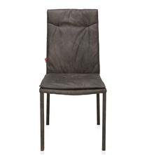 Cow Boy Dining Chair, Dark Grey
