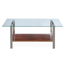 Nilkamal Serville Center Table, Walnut