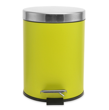 Dustbin 5 Litre - @home By Nilkamal, Olive