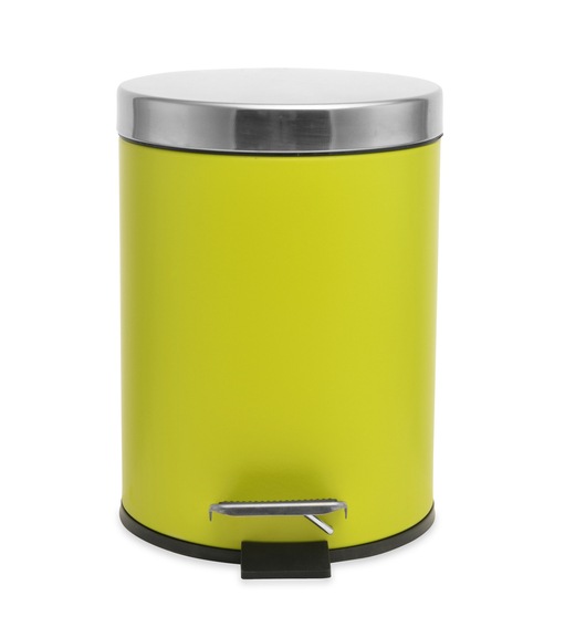 Dustbin 5 Litre - @home By Nilkamal, Olive
