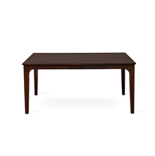 Terrano Dining Table 6 Seater - @home Nilkamal,  brown