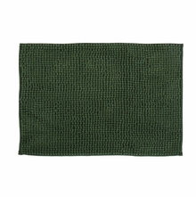 Microfibre 40 cm x 60 cm Bathmat - @home by Nilkamal, Dark Green