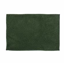 Microfibre 40 cm x 60 cm Bathmat - @home by Nilkamal, Dark Green