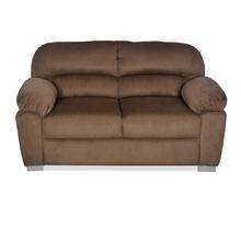 Nilkamal Alexander 2 Seater Sofa, Brown