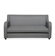 Gregory 3 Seater Sofa, Daisy Grey