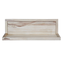 Nimkin 600 Wall Shelf - @home by Nilkamal, White Natural