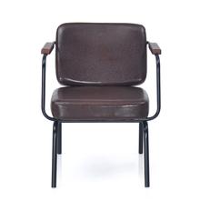 Nilkamal Monalisa 1 Seater Sofa, Brown