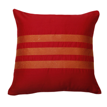 Tangerine Zaccessories Cushion Cover,  red