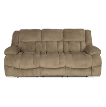 Aviator 3 Seater Sofa with 2 Electric Recliner - @home by Nilkamal, Beige