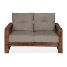 Frida 2 Seater Sofa, Cappucinno