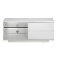 Nilkamal Burlington LCD Unit - White
