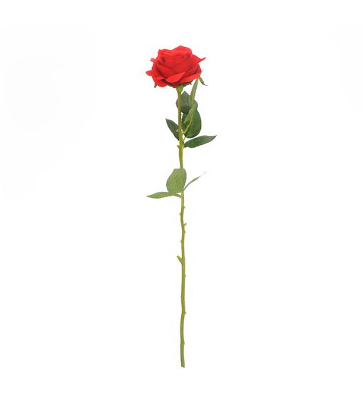 Belinda Rose Flower Stick - @home by Nilkamal, Red