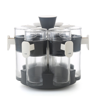 Storage Jars Set of 6 - @home by Nilkamal
