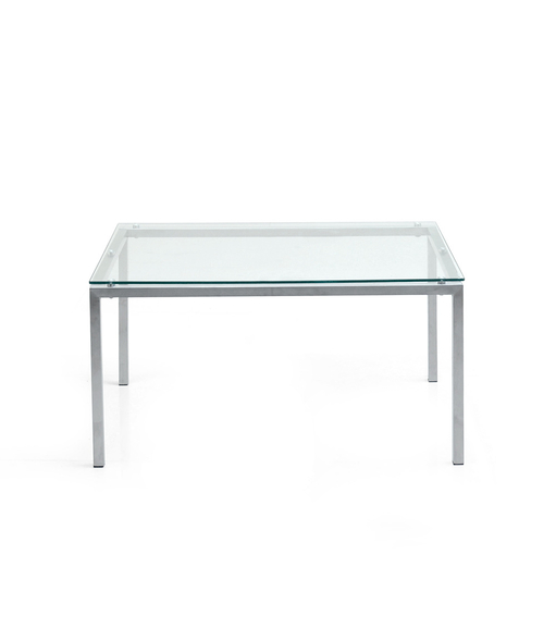 Britz Center Table Rectangular - @home Nilkamal,  clear