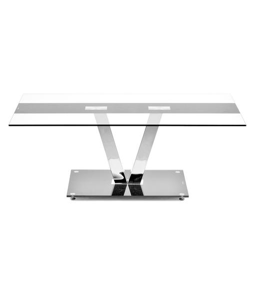 Brady Center Table - @home By Nilkamal,  black