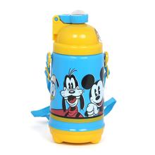 Mick Kinds Sipper Bottle 400 Ml, Blue