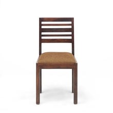Andorra Dining Chair With Cushion - @home Nilkamal,  brown