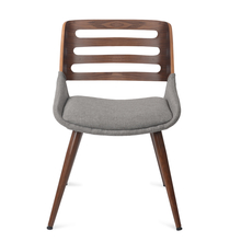 Dan Arm Chair - @home by Nilkamal, Light Brown