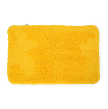Microfibre 40 cm x 60 cm Bathmat - @home by Nilkamal, Yellow