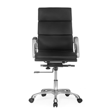 Nilkamal Nuclea High Back Office Chair, Black