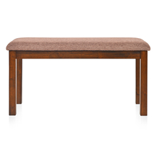 Sutlej Dining Bench - @home by Nilkamal, Antique Cherry