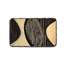 Milange Abstract 39 cm x 61 cm Doormat - @home by Nilkamal, Grey