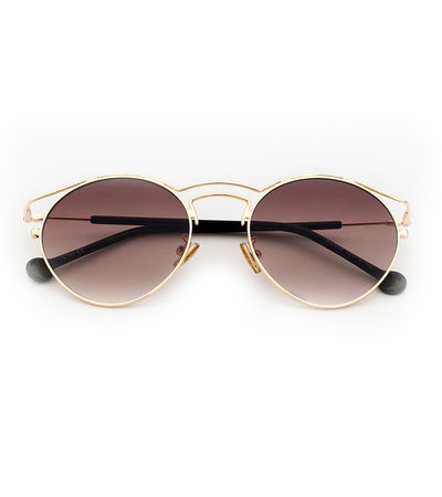 Cosmic Connection Sunglasses (Brown Lens)