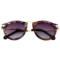 Follow The Arrow Rainbow Roll Sunnies