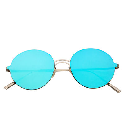 Light It Up Sunnies (Blue Reflective)
