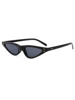Paris Micro Black Sunglasses