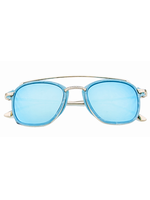 Show Time Reflective Sunnies (Blue)