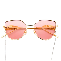 Baewatch Sunglasses (Light Pink Lens)