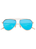 New Age Sunglasses (Blue)