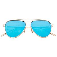 New Age Aviator Sunnies (Blue)