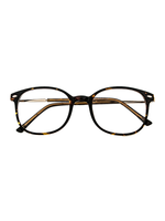 Animal Print Thin Rim Rectangular Frame