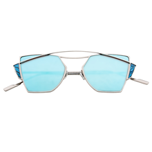 Show Stopper Sunnies (Blue)