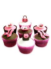 Ferns N Petals Girlie Special Cupcakes 6