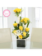 Ferns N Petals Mothers Day Express Gift Spl - Rosy...