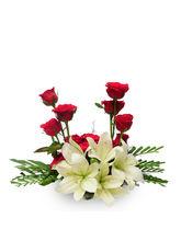Ferns N Petals Elegance