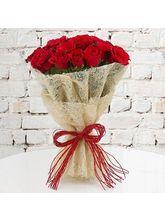 Ferns N Petals Rosy Romance