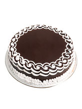 Ferns N Petals 1Kg Chocolate Cake Eggless