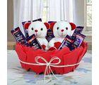 Cute Basket Of Surprise