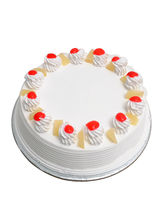 Ferns N Petals Eggless Pineapple Cake Half Kg