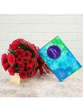Ferns N Petals Roses And Celebration