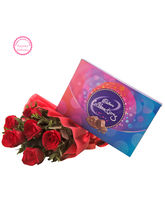 Ferns N Petals Mothers Day Express Gift Spl - Red ...