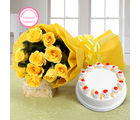 Ferns N Petals Mothers Day Special Happiness Hamper