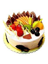 Ferns N Petals Fresh Fruit Cake 1Kg