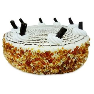 Ferns N Petals Special Butterscotch Cake Half Kg