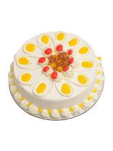 Ferns N Petals Butterscotch Cake Half Kg